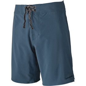 "Patagonia Stretch Hydropeak Boardshorts 18"" Men stone blue"
